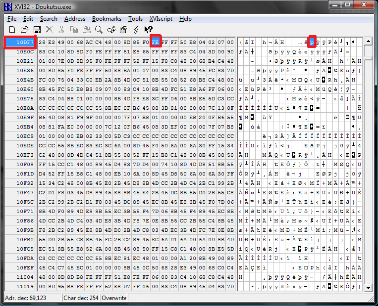 The Hex Editor (XVI32) - Guide for starters | Cave Story Tribute